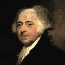 John Adams: Image by Wikimedia Commons