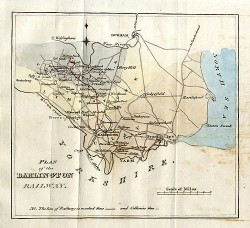 Tracts_vol_57_p252_1821_Plan_of_intended_Stockton_and_Darlington_Railway