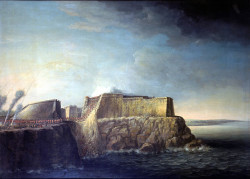 600px-Dominic_Serres_the_Elder_-_The_Capture_of_Havana,_1762,_Storming_of_Morro_Castle,_30_July
